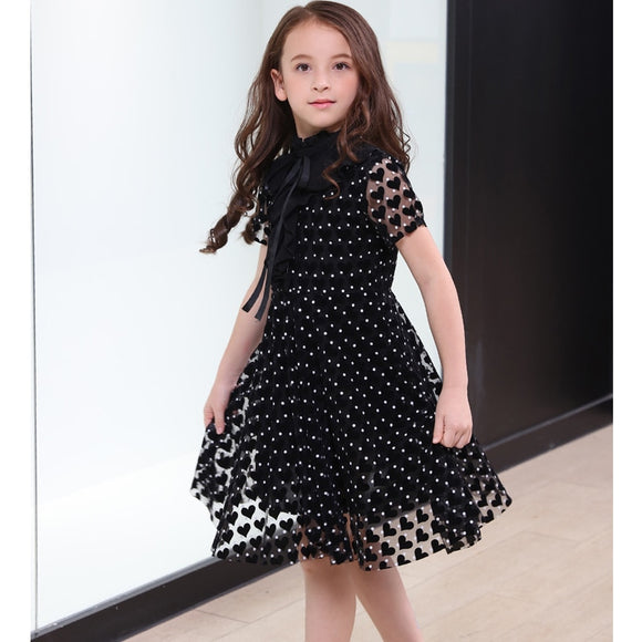 Princess Dress Sequined Party Dress for 10 12 14 years Kids