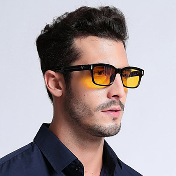 Blue Ray Computer Glasses Men Screen Radiation Blue Light