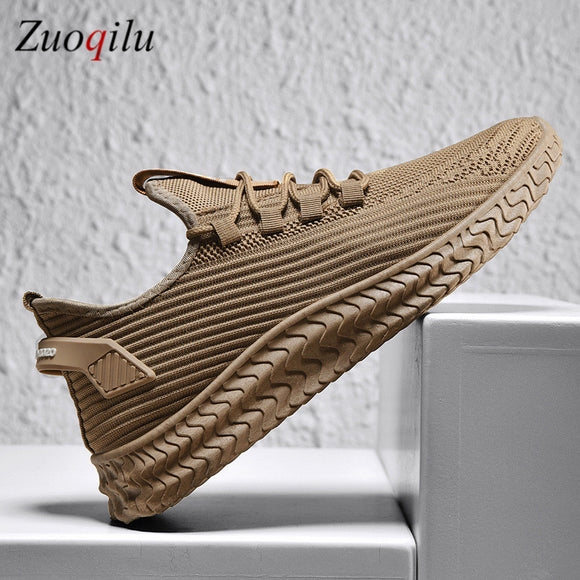 Men casual Lac-up shoes lightweight breathable shoes Zapatillas Hombre
