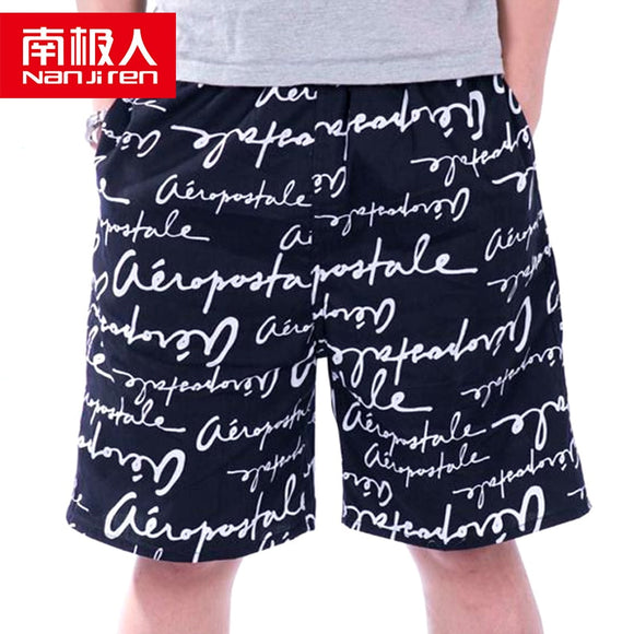 NANJIREN Men Breathable Casual Board Shorts Comfortable Plus Size