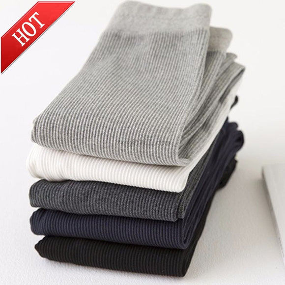 Womens Warm Ankle Length Leggings Cotton Ribbed Knit