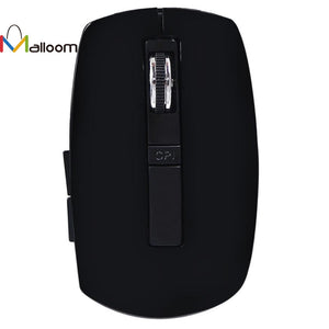 Malloom High Quality 2017 Mini Gaming Mouse 2.4GHz Wireless Optical Mouse Cordless Optical Mice For PC Laptop