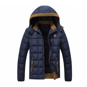 New Arrival Mens Winter Jackets and Coats Thicken Warm