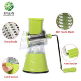Manual Vegetable Cutter Slicer Kitchen Accessories Multifunctional