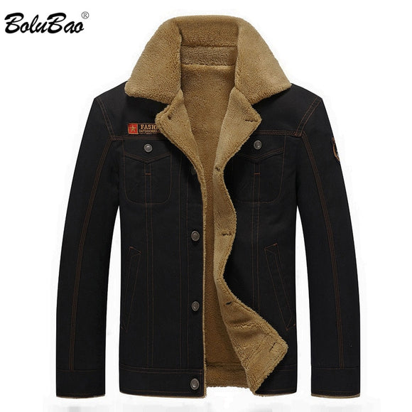 Men Jacket Winter Military Bomber Jackets