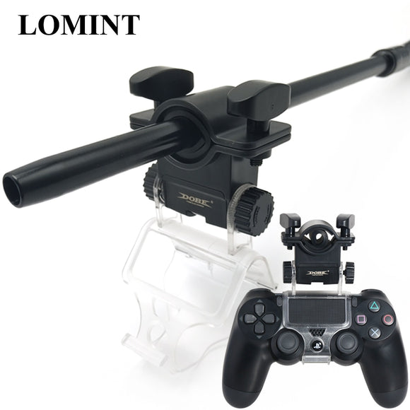 LOMINT Hookah Hose Holder shisha Aluminum handle holder For PS4 Slim Pro Game Controller Chicha Narguile smoking Accessories