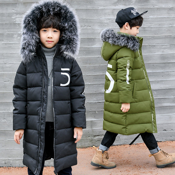 Kids Coat Waterproof Outerwear Clothes Boys Jackets