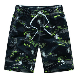 Summer Beach fashion printed quick dry board shorts