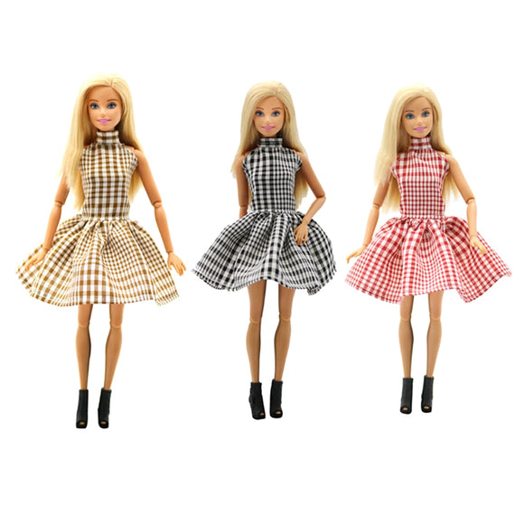 Newest Doll Outfit Beautiful Handmade Party ClothesTop Fashion