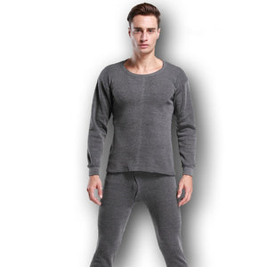 Men Winter Thermo Underwear Long Johns Winter Clothes