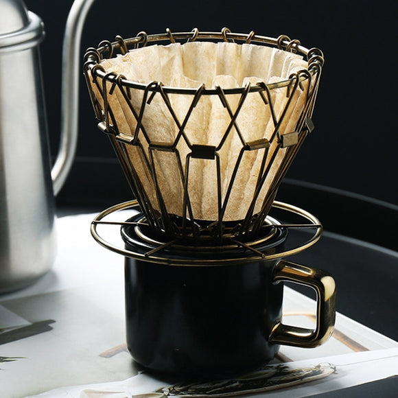 Coffee Dripper Foldable Clever Coffee Filter