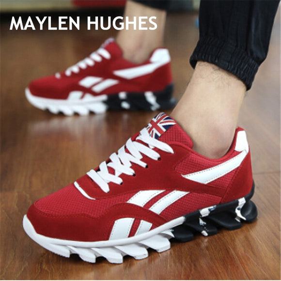Running Shoes For Outdoor Comfortable MenTrianers Sneakers