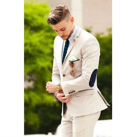 Mens Suits Groom Tuxedos Groomsmen Wedding Party Dinner latest coat