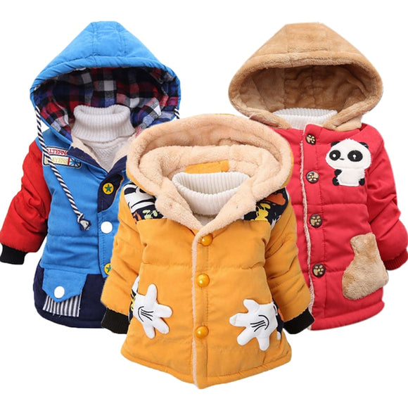 Baby Girls Jackets Winter Jackets For Boys Jacket