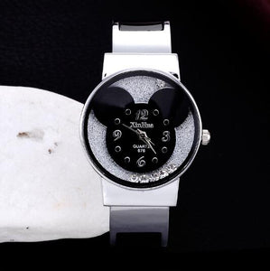 Kids Watches Cartoon Fashion Woman's Watch Ladies saat relojes mujer