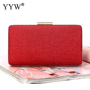 Women Evening Clutch Bag Diamond Sequin Clutch Female Crystal Day