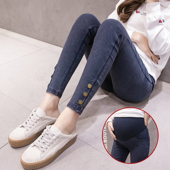 Jeans Maternity Clothes For Pregnant Women