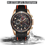 Mens Watches Unique Sports Watch