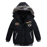 Autumn Winter Baby Boys Jacket  Clothes 2 3 4 5 Year