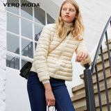 Vero Moda New Foldable & Portable Short Down Jacket Women