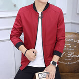 Mens Bomber Autumn Jackets