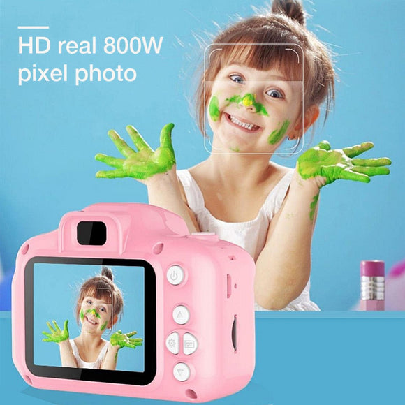 Children Mini Camera Kids Educational Toys for Children Baby Gifts