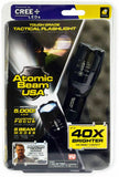 Atomic Beam LED Flashlight by BulbHead, 5 Beam Modes