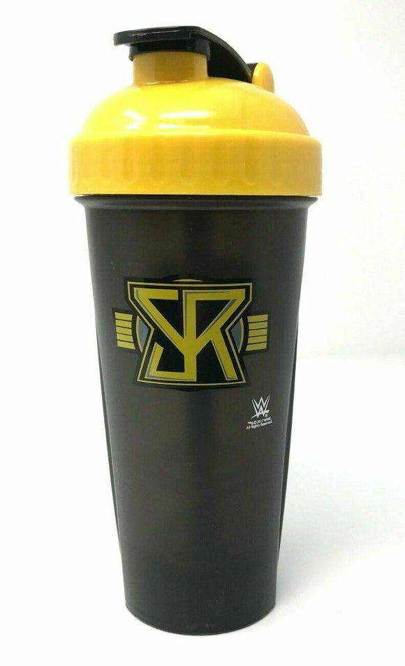 Perfect Shaker Seth Rollins WWE Wrestler Shaker Cup Bottle (28oz)
