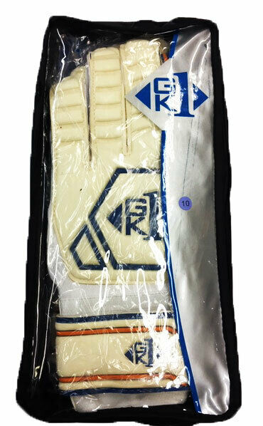 GK1 Competition Goalkeeper Match Pro Roll Soccer Gloves Unisex Adult Size-10