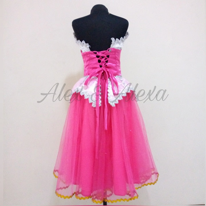 DISNEY PRINCESS AURORA Couture Girls Ballgown Costume - ALEX & ALEXA PH