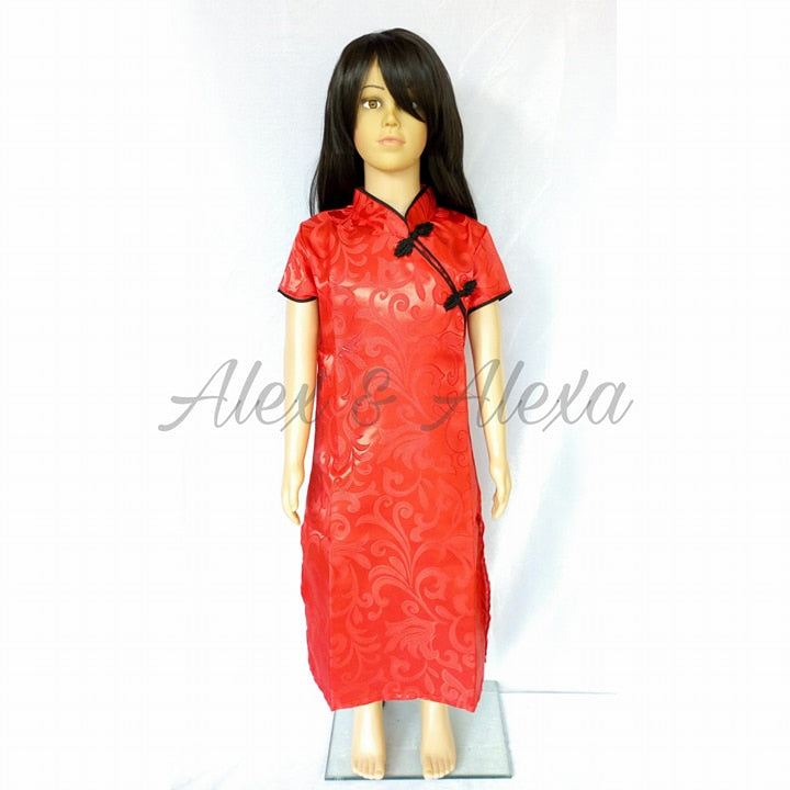... CHINA GIRL CHINESE Kids Regular Traditional Dress National Costume - Alex u0026 Alexa Costume Boutique ...  sc 1 st  Alex and Alexa Costume Boutique and Photography Studio & CHINA GIRL CHINESE Kids Regular Traditional Dress National Costume ...