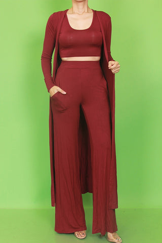 Wine Me Up 3 Piece Set (nice long length)