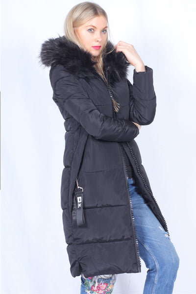 Pretty Gal Puffer Coat