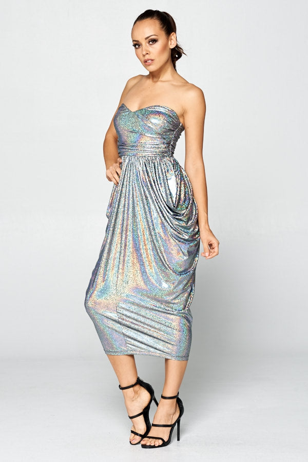 Shine Bright Like A Diamond Dress