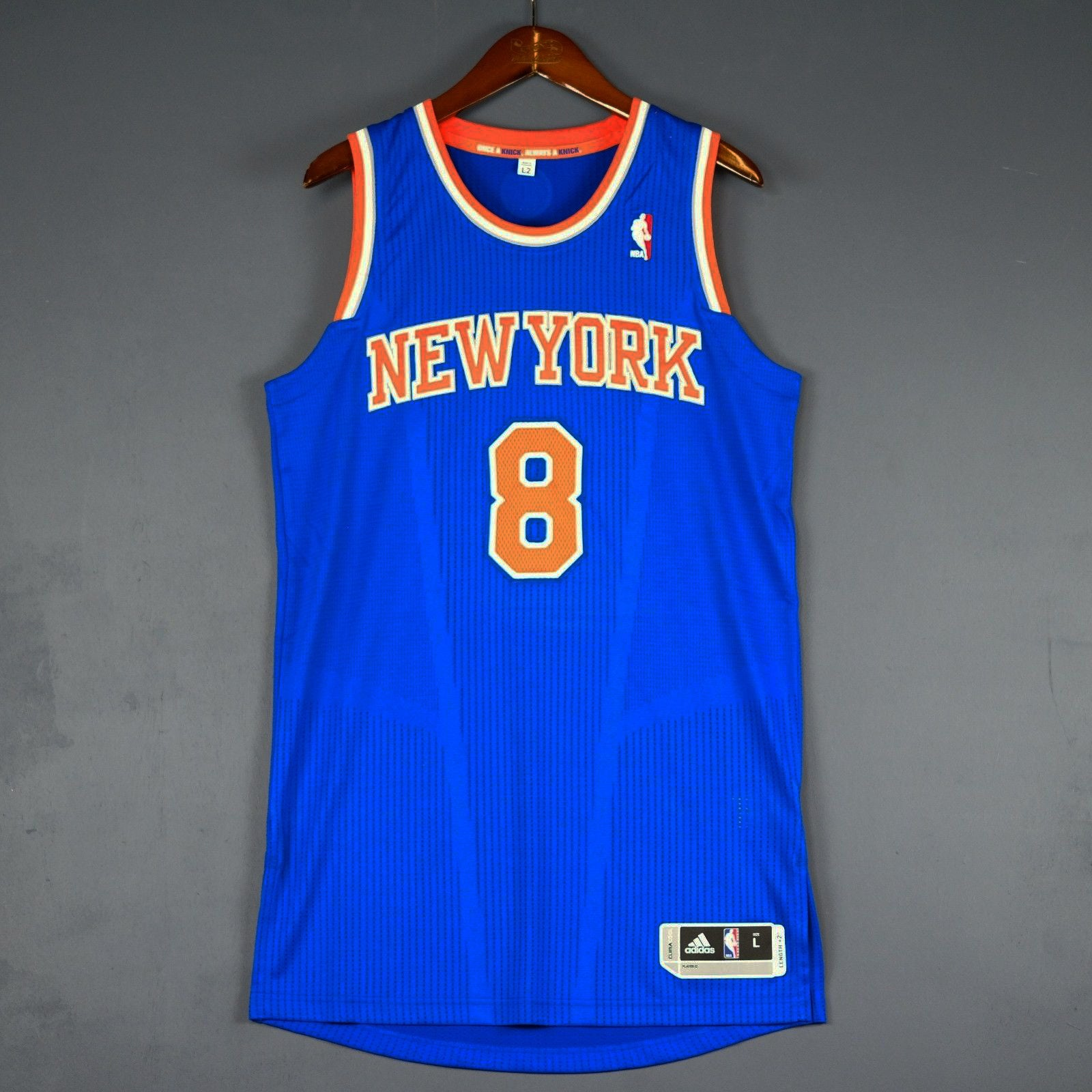 newest f063e 0e9d2 cheap latrell sprewell new york knicks jersey 2639a abbd6