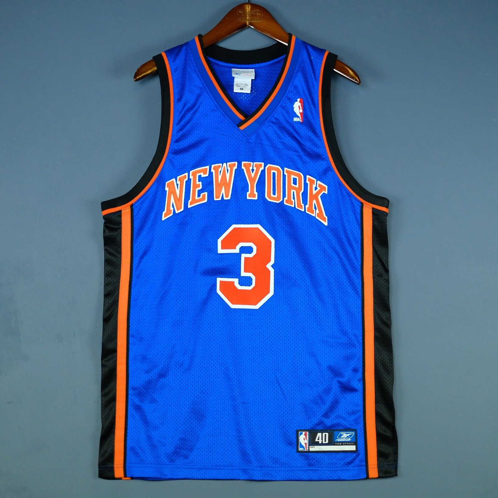 outlet store c8e5b 42d10 promo code new york knicks authentic jersey 00c89 01a25