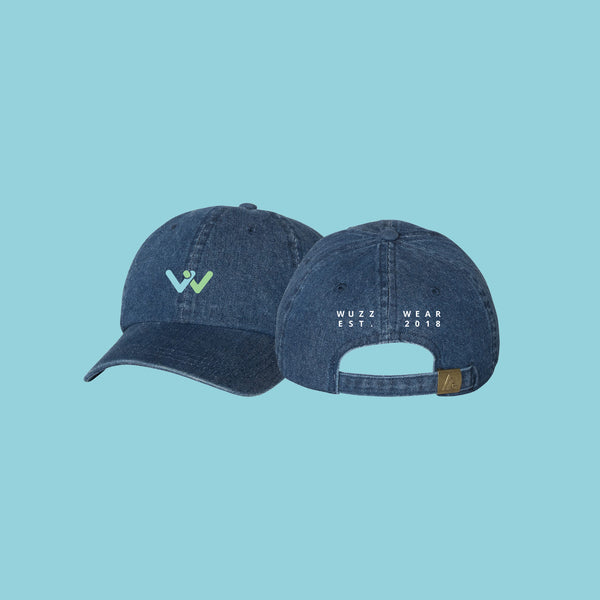 WUZZ Wear Denim Cap