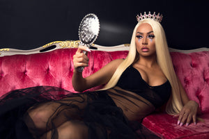 NUDE SLIP | Princess Collection Full Lace Wig