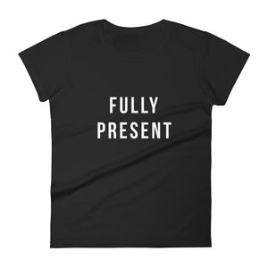 Presence Tee - Black - Shop Emancipation
