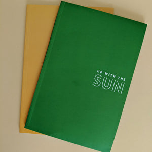 up with the sun journal - Shop Emancipation