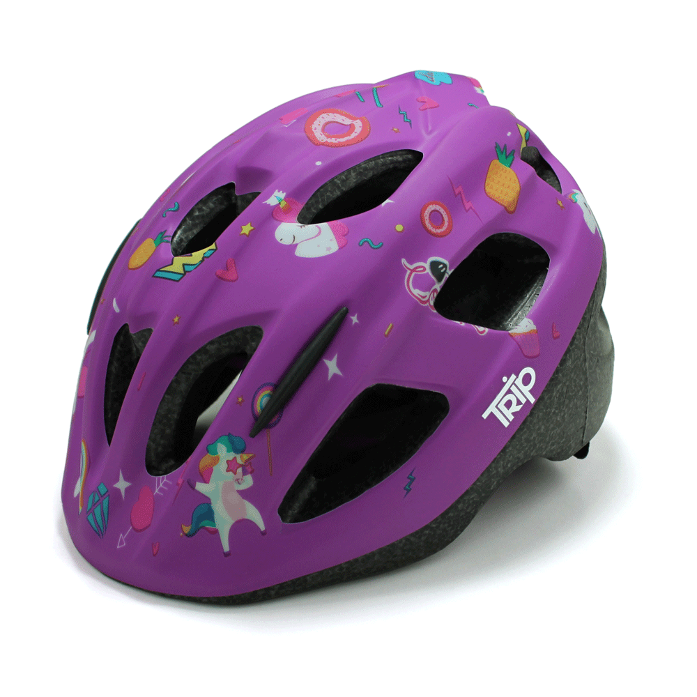 CASCO KIDS UNICORNIO