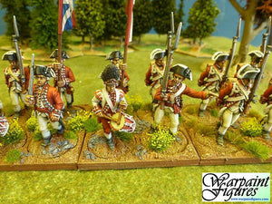 Commission Painted 40mm AWI 33rd Regiment Of Foot