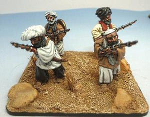Painted 28mm Afghan Wars Pathans Part 1