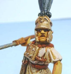 Rise Of Rome Part II – Test Figure For Painting Romans