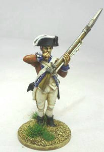 40mm AWI British Infantry Test Figure (Revised)