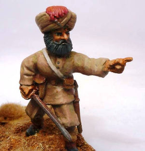 More Painted 28mm Northwest Frontier Goodness
