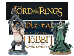 Bargain LOTR The Hobbit & Middle Earth Miniatures