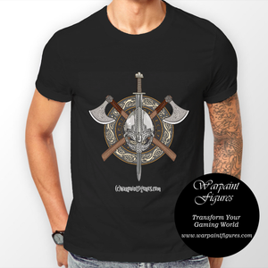 Men's Viking T Shirts For Dark Age & Viking Enthusiasts