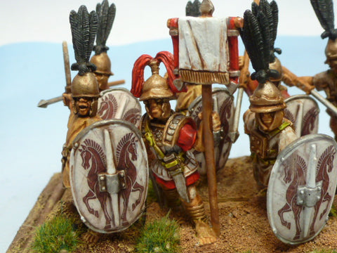 28mm Painted Aventine Republican Roman Wargames Miniatures