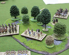hand crafted beautiful quality wargaming and tabletop gaming terrain from Warpaint Figures